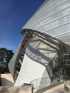 The Louis Vuitton Fondation - by Frank Gehry